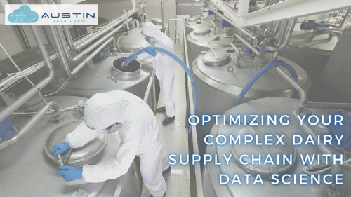 Optimize Dairy Supply Chain